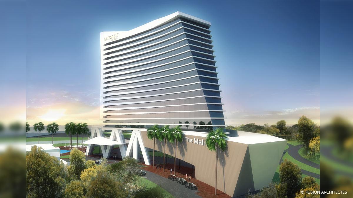 Hotel Mirage . ALGER