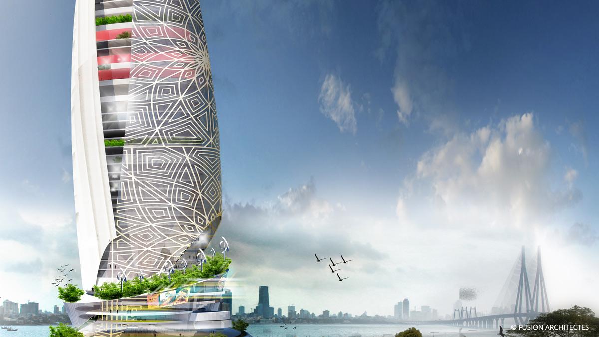 CONCOURS INTERNATIONAL MUMBAI FILM CITY TOWER . INDIA