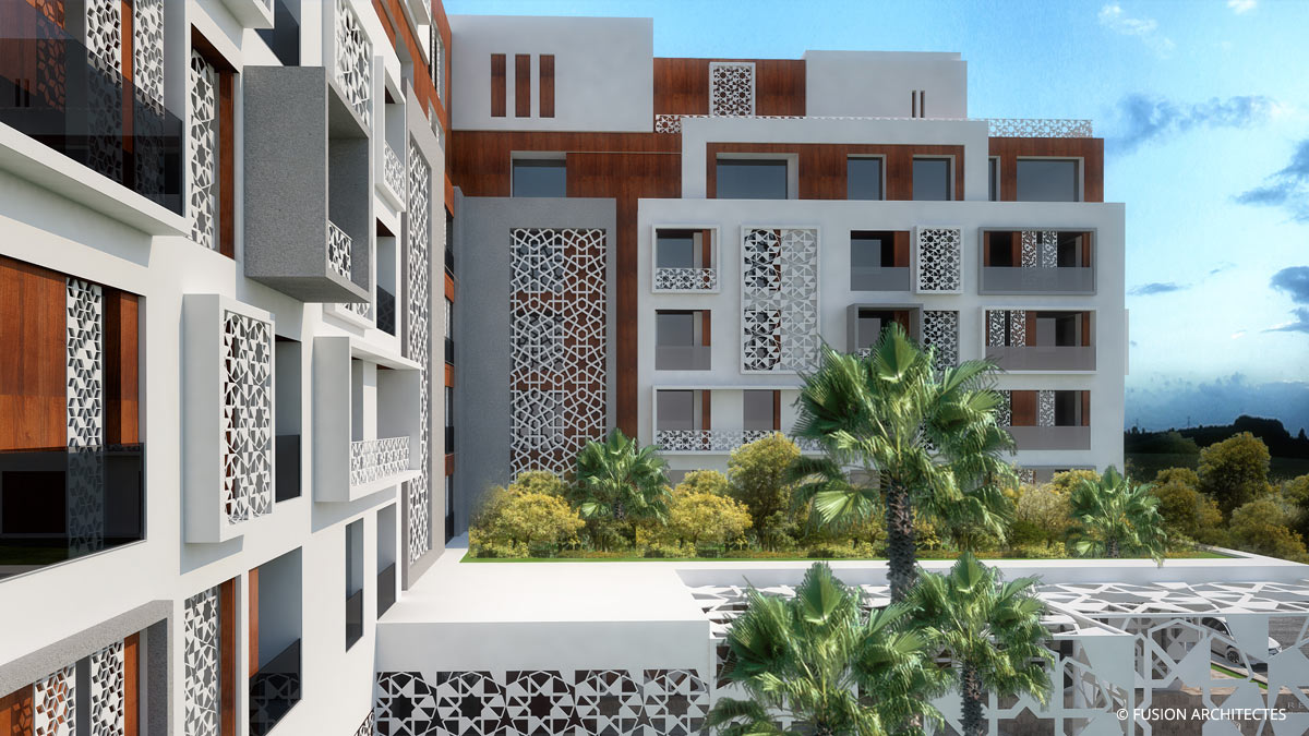 "Residence ""El Amane"" . Birkhadem . Alger"