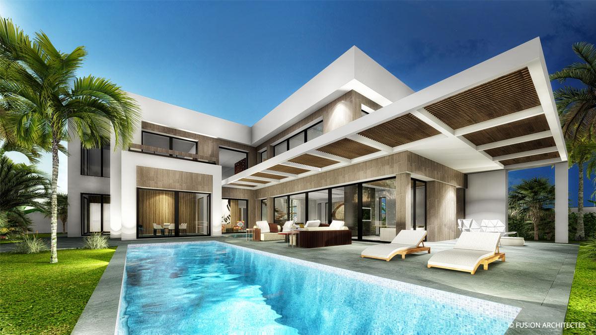 Villa Jasper . Tunis