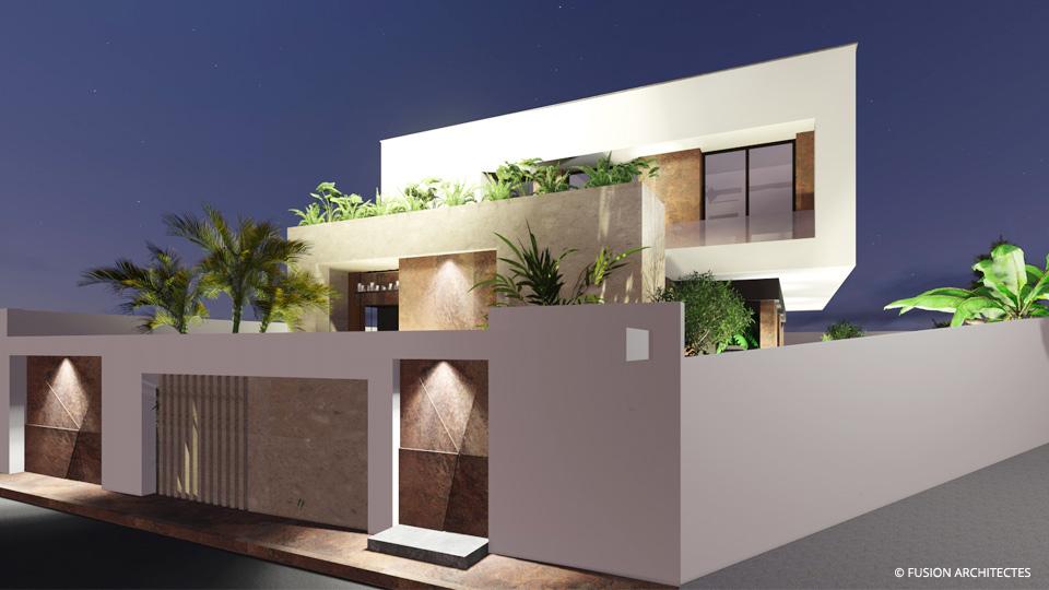 Decoration Facade Villa.Emejing Decoration Moderne Photos. 80 Desain ...