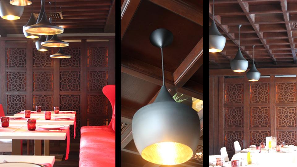 Restaurant Afendi. Hôtel Golden Tulip El Mechtel